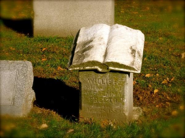 Book Graveyard