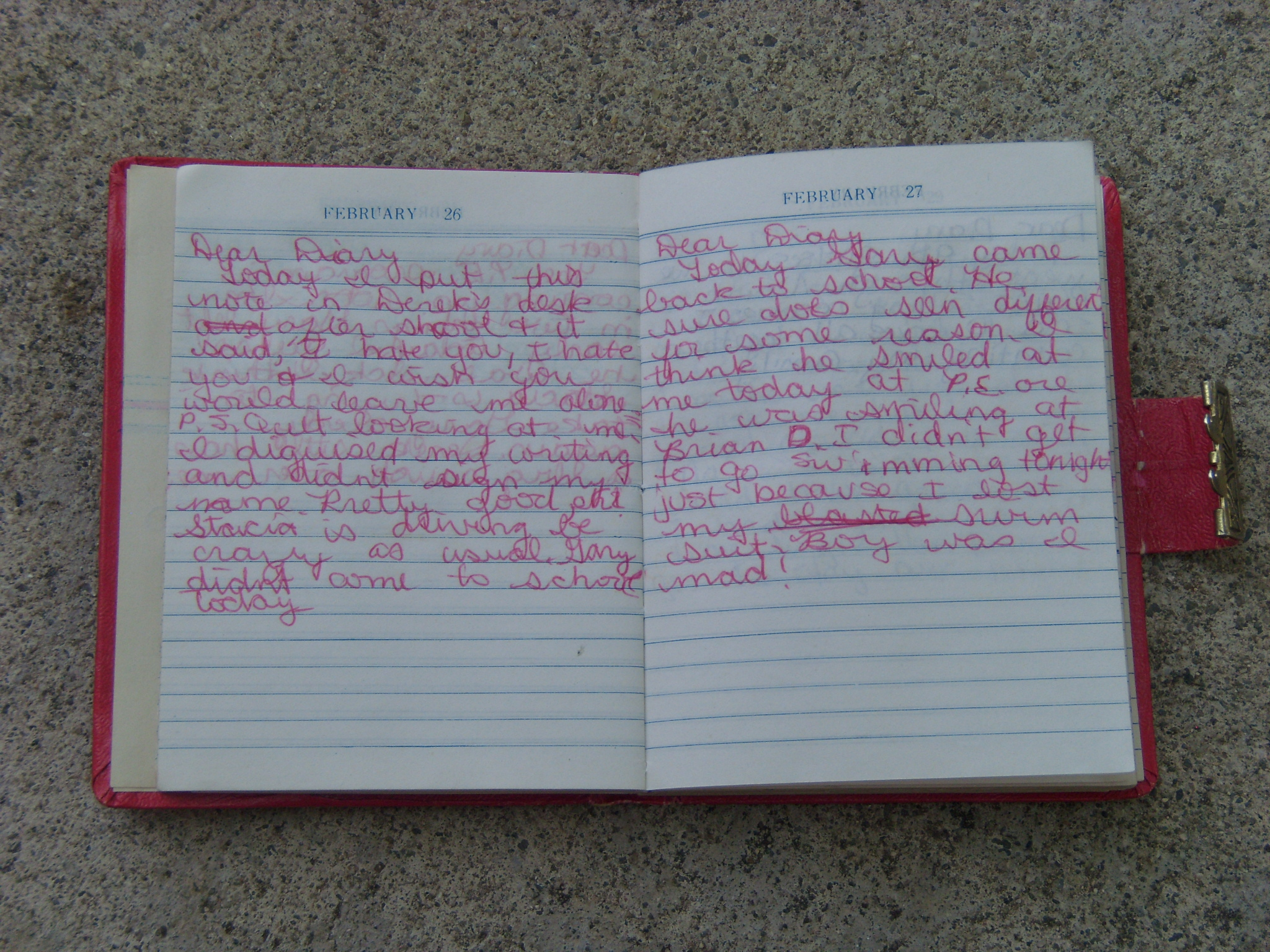 online diary writing Keep an online journal you want to keep your thoughts in a place where no one can find them or capture great ideas so they do not get lost the online diary monkkee offers you a safe place for your very personal topics.