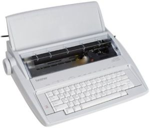 GX6750 Brother typewriter